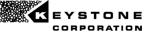 Keystone Corporation Logo